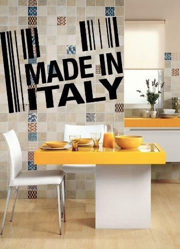 Amazon.com: Restaurant Italian Food Business Pizza Store Wall Art ...