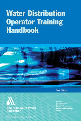 Water Distribution Operator Training Handbook 3e