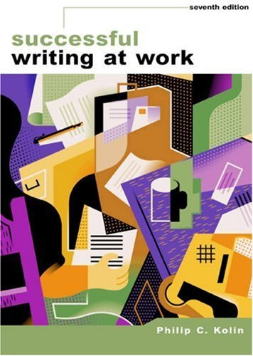 Download Successful Writing at Work: 7th (Seventh) Edition ebook