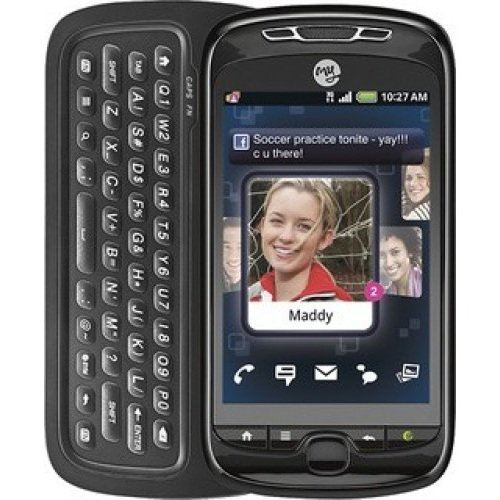 HTC myTouch 3G Slide Black T-Mobile Android Smart Phone