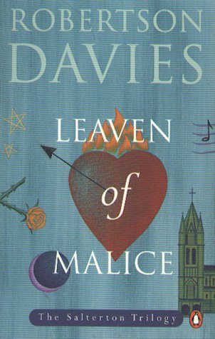 book cover of Leaven of Malice