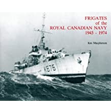Frigates of the Royal Canadian Navy, 1943-1974
