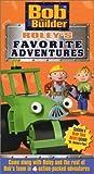 Bob the Builder - Roleys Favorite Adventures [VHS]