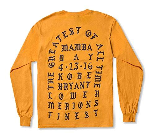 a4a65a60f3e I Feel Like Pablo Gold Long Sleeve Shirt Life Of Pablo. by AA Apparel