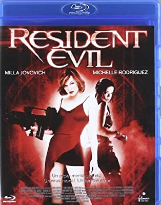 Resident Evil [Blu-ray]: Amazon.es: Anna Bolt, Joseph May, Jaymes ...