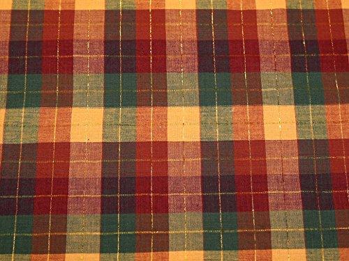 Check Cotton Broadcloth - 8