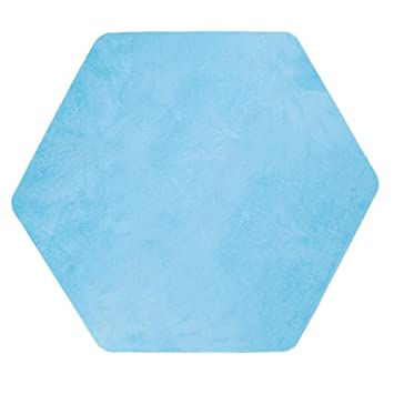 Tapis Hexagonal Princesse Tentes Assorti En Velours Pad Couverture