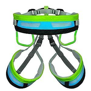 GG-climbing seat belt Escalada al Aire Libre para niños de Media ...