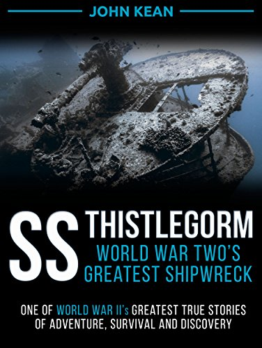 SS Thistlegorm: WW2's Greatest Shipwreck cover