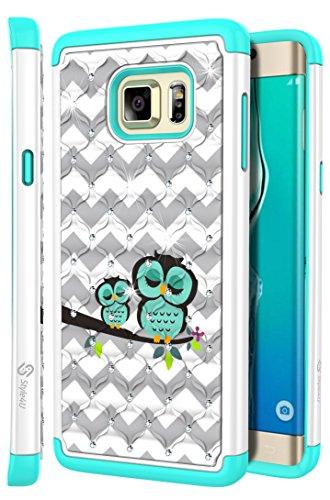 Style4U Studded Rhinestone Crystal Samsung