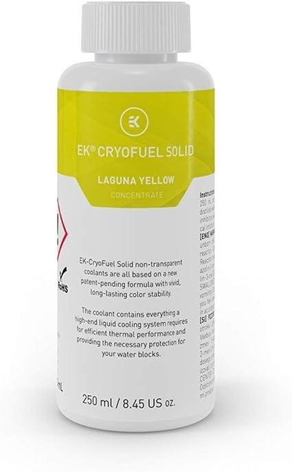 EKWB EK-CryoFuel Solid Laguna Amarillo 1L L/ã/Quido