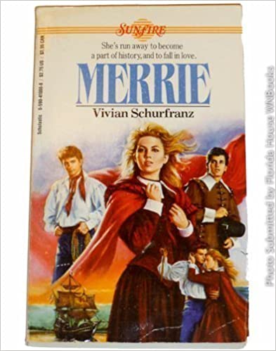Book Merrie (Sunfire, #25) by Vivian Schurfranz (1987-07-03)