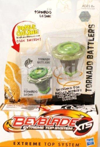 Beyblade, XTS Battle Top Tornado Leone  X-04 by Beyblade