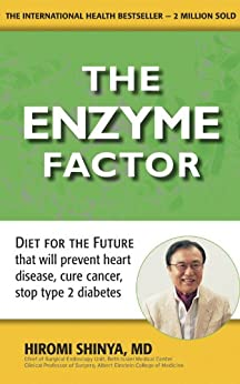 The Enzyme Factor by [Shinya, Hiromi]