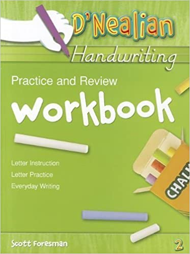 Book D'Nealian Handwriting Practice and Review Workbook -2 by Scott Foresman (1998-03-13)