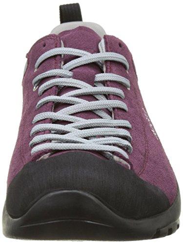 Asolo Shiver GV ML - Zapatos de Low Rise Senderismo Mujer Morado (Plum)