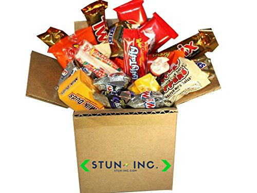 Candy Snack Care Package | Gift Box | Mother's Day, Mother's day care package, candy gift basket, college care package, camp care package, birthday, finals care package