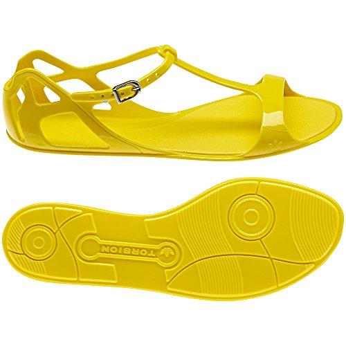 Adidas ZX Sandal W Sandalen Damen gelb Gelb