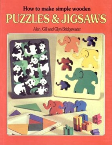 (How to Make Simple Wooden Puzzles & Jigsaws )