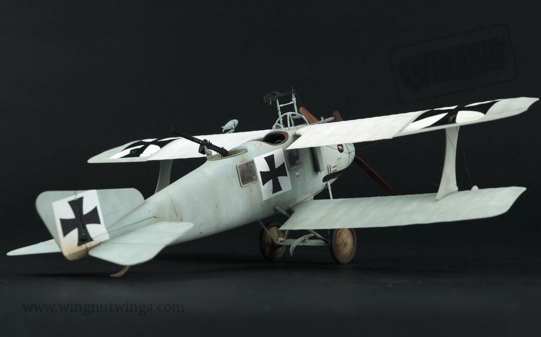 Wingnut Wings 1:32 Roland C.II Biplane Plastic Model Kit #32026 by Wingnut Wings (Image #5)