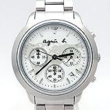 アニエスベー agnesb サム クロノグラフ FCRT982 [国内正規品] メンズ 腕時計 時計
