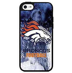 Denver Broncos Football Sports Hard Snap on Phone Case (iPhone 5c)