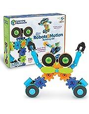 Learning Resources LER9228 Beweging, STEM, Speelgoed, Robot Gears, Leeftijd 5+