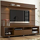 Bowery Hill 2.2 Series 85 TV Stand and Panel in Brown