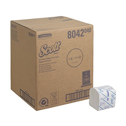 Kleenex 21272 Naturals Facial Tissue, 2-Ply, White, 95 Per Box (Case of 36 Boxes) (White Tissues Virgin)