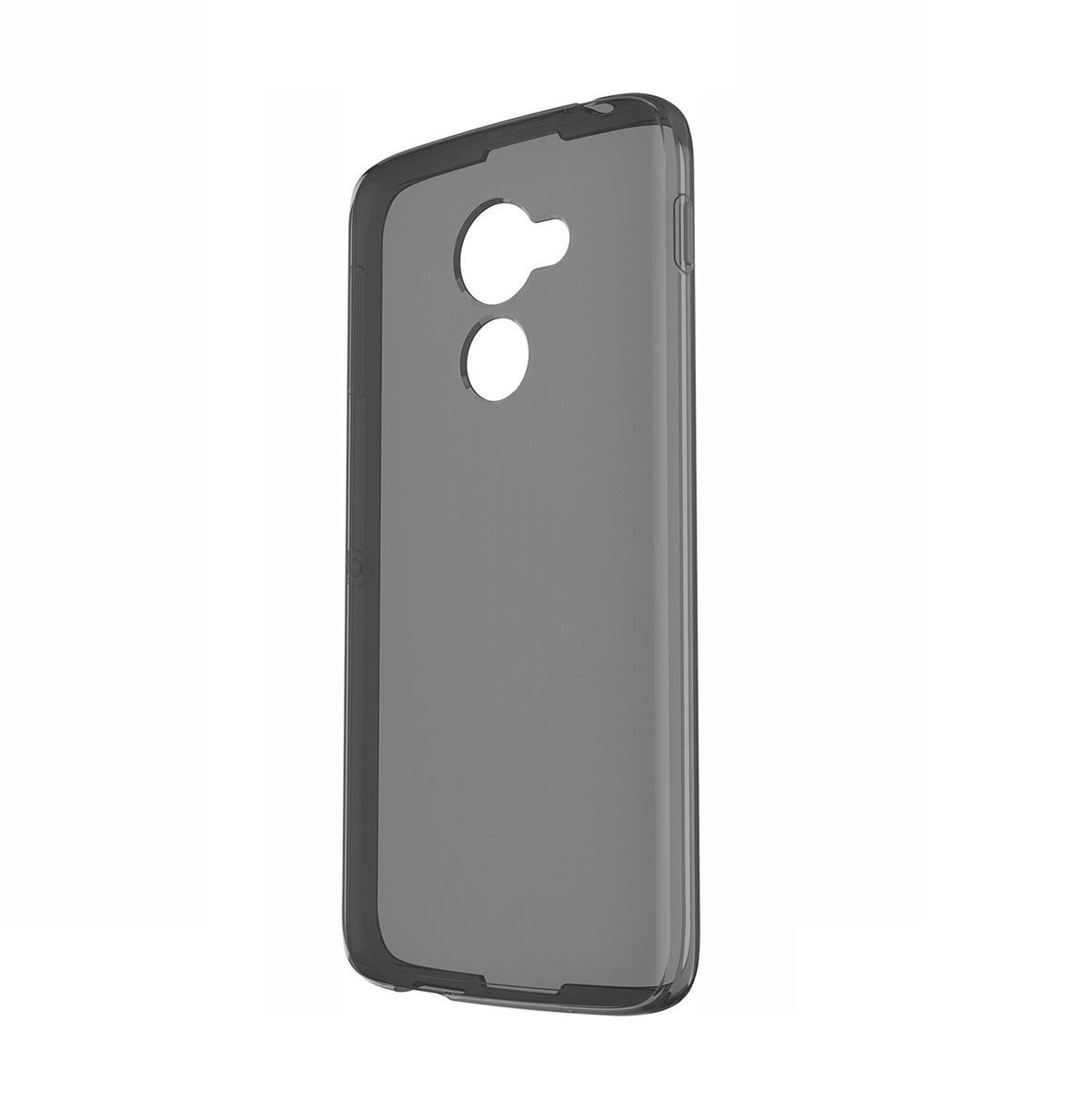 BlackBerry ACC63105001 Soft Shell DTEK60 Translucent Case - Black
