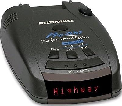 Beltronics Pro200