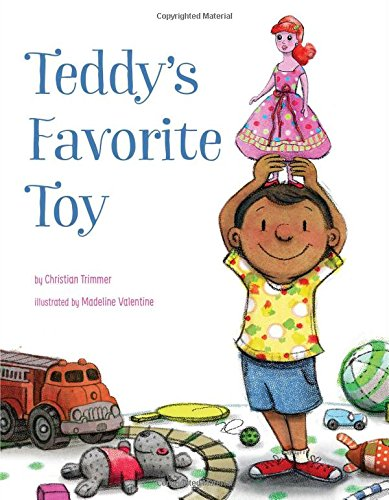 Teddy's Favorite Toy for $<!--$12.07-->