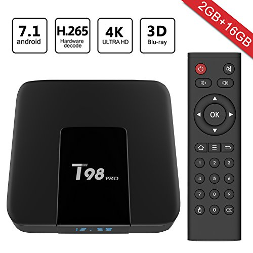 newest 4k android tv box
