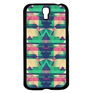 Mint, Pink and Yellow Tribal Pattern Hard Snap on Phone Case (Galaxy s4 IV)