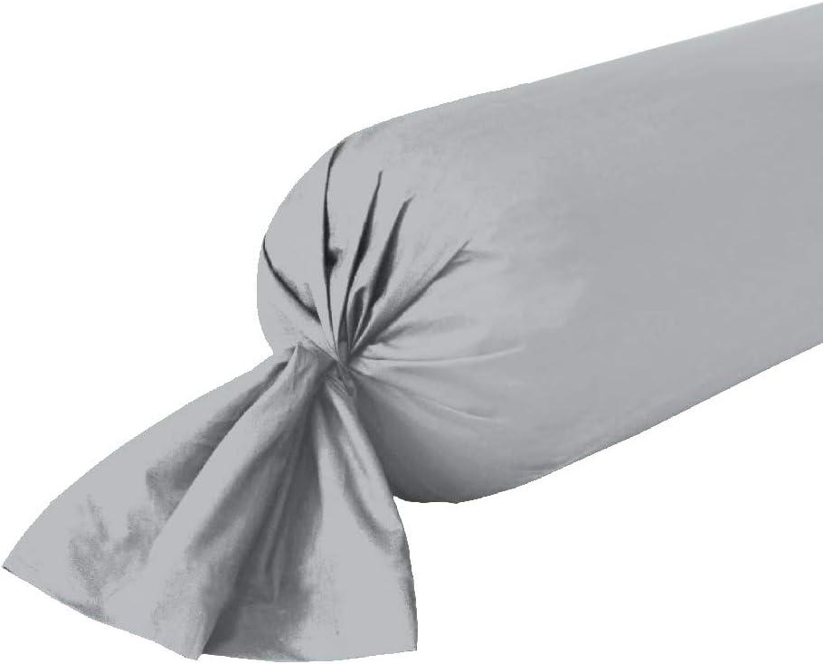 Anis, Taie de traversin 45 x 185 cm UNIVERS-DECOR Taie de traversin 45 x 185 cm 100/% Coton 57 Fils//cm/²
