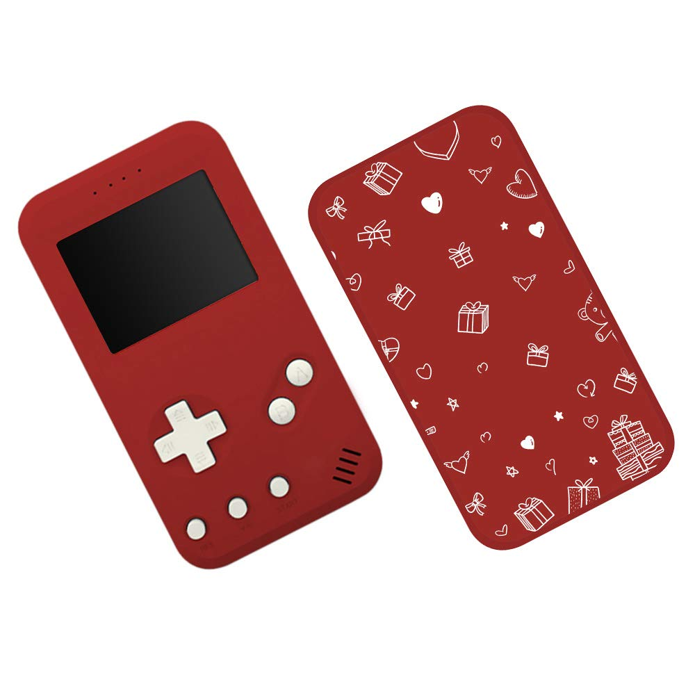 Leslaur JP01 Handheld Game Console Retro Gaming Machine Built-in 299 Classic Games AV Out with 2.5inch Screen Display by Leslaur (Image #1)
