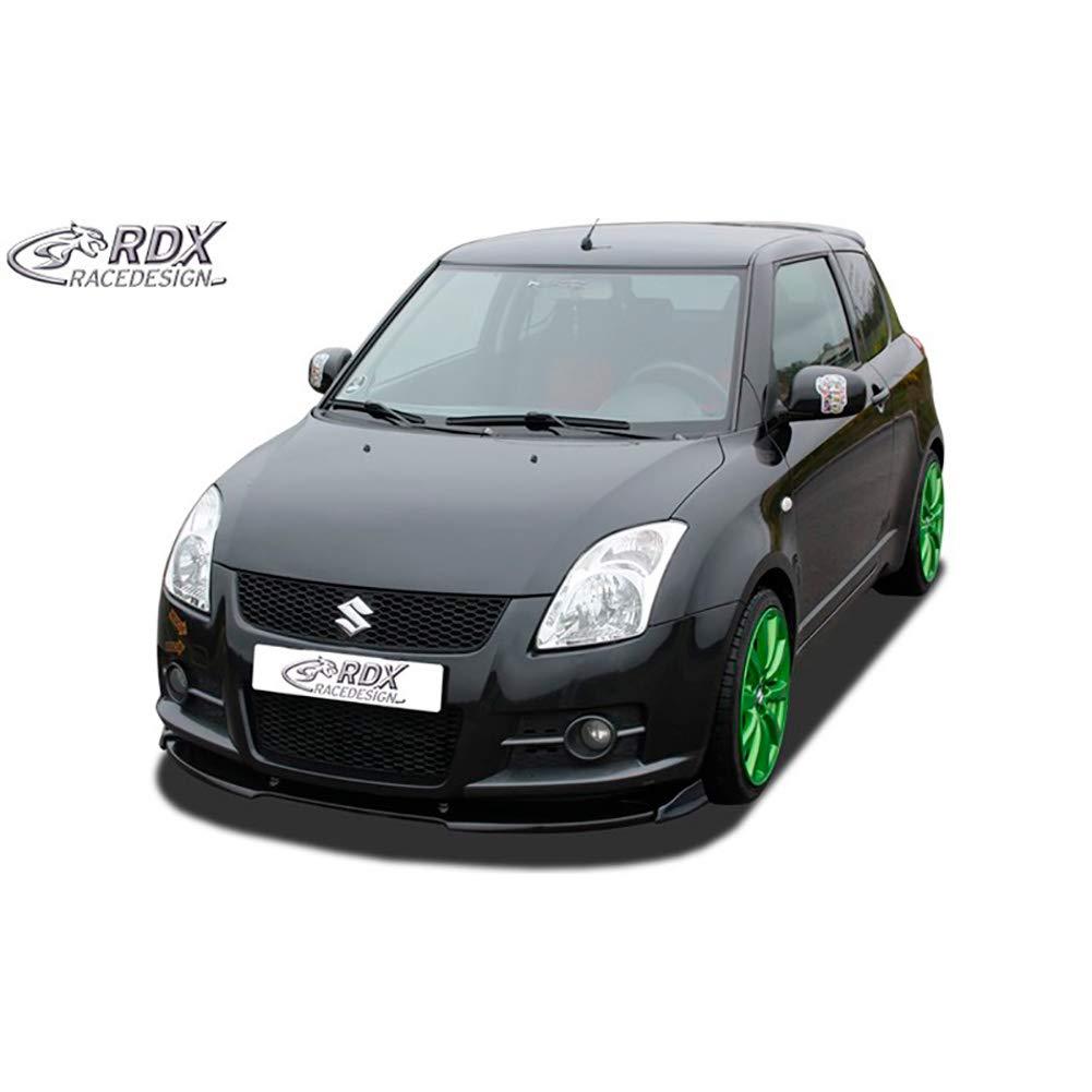RDX Front Spoiler VARIO-X Swift Sport 2005-2010 Front Lip Splitter