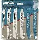Makita 723086-A-A 6-Piece Recipro Blade Assortment Pack
