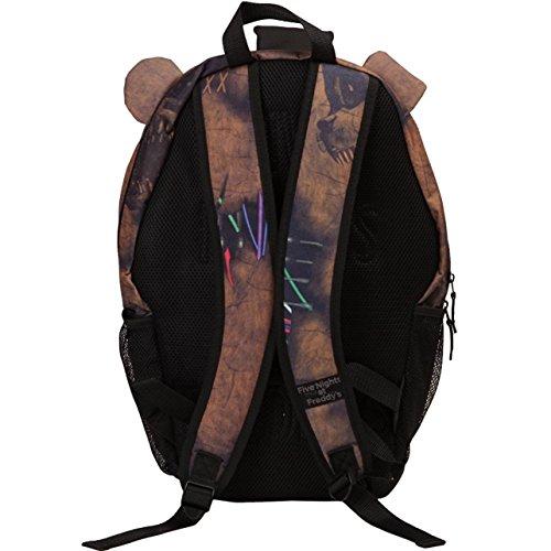 Five Nights At Freddy's Deluxe Freddy Fazbear Backpack
