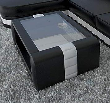 Leder Couchtisch Bellagio Als Wohnzimmertisch Für Ihr Sofa Amazon