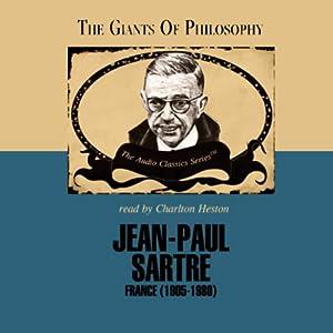 Jean-Paul Sartre Hörbuch