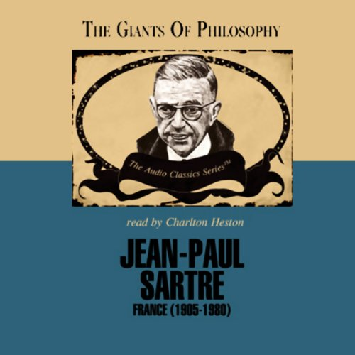 Jean-Paul Sartre: The Giants of Philosophy