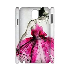 D-PAFD Diy case Watercolor customized Hard Plastic case For samsung galaxy note 3 N9000