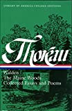 Henry David Thoreau: Walden, The Maine