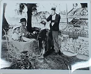 551 OUR GANG THE LITTLE RASCALS 8X10 PHOTO WEEZER STYMIE