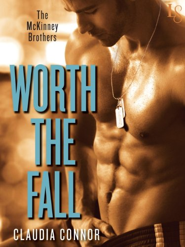 Worth the Fall (The McKinney Brothers, Book 1) cover