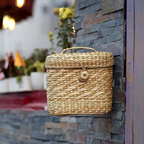 ALYSSASALOON Natural Cane//Chic Dry Grass Bag//Handbag from Manipur//Carry Tote Bag