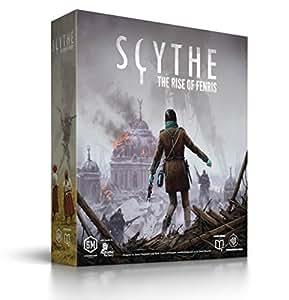 Stonemaier Games Scythe Rise of Fenris Board Game
