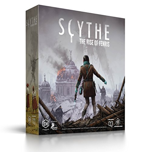 Stonemaier Games Scythe: the Rise of Fenris Game by Stonemaier Games