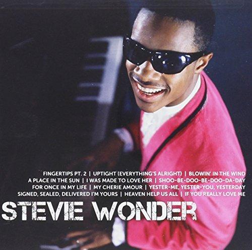 Stevie Wonder - Icon Stevie Wonder - Zortam Music